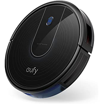 eufy by Anker, BoostIQ RoboVac 12, Robot Vacuum Cleaner, Upgraded, Super-Thin, 1500Pa Strong Suction, Quiet, Self-Charging Robotic Vacuum Cleaner, Cleans Hard Floors to Medium-Pile Carpets