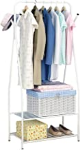 angelhjq vrijstaande jas staan, badkamer opslag handdoekenrek meisje locker kamer kleding racks jas rack met schoenen opsl...