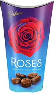 Original Cadbury Roses Carton Imported From The UK England The Very Best Of British Candy Chocolate