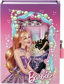 Asera Barbie Diary with Lock Case/Barbie Lock Diary