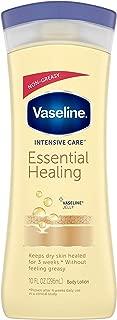 Vaseline Intensive Care Essential Healing Lotion Heal Dry Skin,10 Fl Oz, Pack of 1