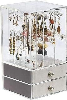 Acrylic Cosmetic Organizer Makeup Holder Display Jewelry Storage Case