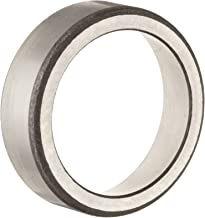 Timken 09195 Tapered Roller Bearing Outer Race Cup, Steel, Inch, 1.938