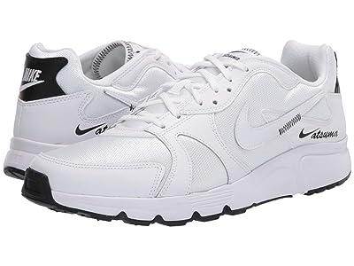 Nike Atsuma (White/White/Black) Men