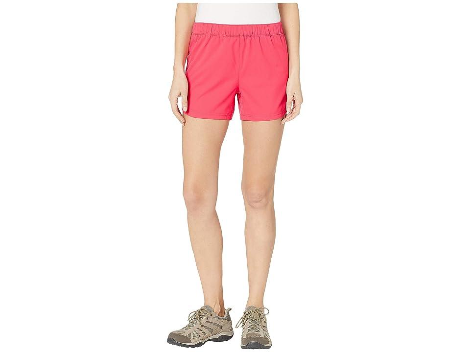 Columbia PFG Tamiamitm Pull-On Shorts (Bright Geranium) Women