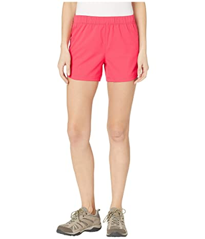 Columbia PFG Tamiamitm Pull-On Shorts (Bright Geranium) Women