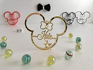 minnie mouse baubles