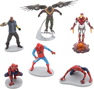 Marvel Spider-Man: Homecoming Figure Play Set