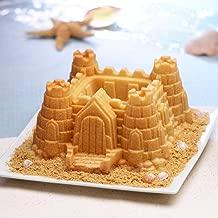 Nordic Ware Pro Cast Bakeware Nonstick Aluminum Castle Bundt Pan