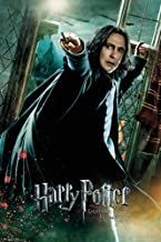 Harry Potter and The Deathly Hallows - Movie Poster/Print (Professor Severus Snape/Alan Rickman - Wand) (Size: 24 inches x 36 inches)