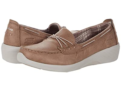 SKECHERS Arya Sail with Me (Taupe) Women
