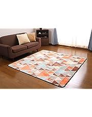 可洗边 小垫子 防滑 小地毯 冬季 温暖 地毯 新生活