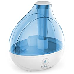 Pure Enrichment MistAir Ultrasonic Cool Mist Humidifier