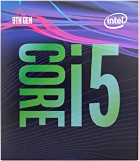Intel Core i5-9600 - Procesador (9th Gen Intel® Core™ i5, 3,1 GHz, LGA 1151 (Zócalo H4), PC, 14 NM, i5-9600)