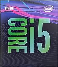 Intel Core i5-9400 Desktop Processor 6 Cores up to 4.1 GHz Turbo LGA1151 300 Series 65W Processors 984507