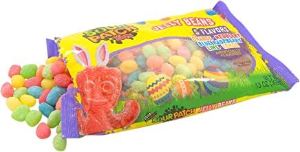 Easter Candy Sour Patch Kids Jelly Beans, 13 oz