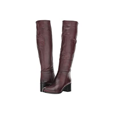 Cordani Belinda (Burgundy Leather) Women