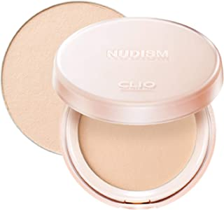 CLIO Nudism Moist-Fit Powder, Pact 04 Ginger