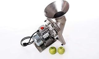 SIA Apple Press Broyeur à Pommes et Fruits électrique ESE-055 - Raisins, Baies, jus, vin, cidre