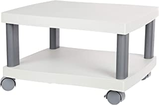 Safco Wave stojak pod biurko do drukarki - szary