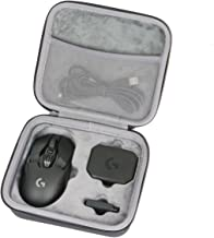 Hard Travel Case for Logitech G903/G900 Chaos LIGHTSPEED Gaming Mouse by co2CREA