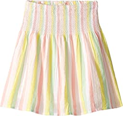 Stripe Pixie Skirt (Toddler/Little Kids/Big Kids)