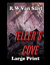 Teller's Cove: A Large Print Supernatural Thriller/ Horror