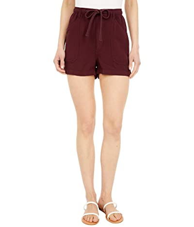 Rip Curl Panoma Shorts (Maroon) Women