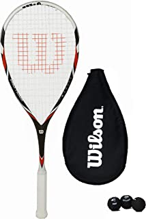 Wilson Team Series Squash Rackets (Pro, Blade and Ripper)