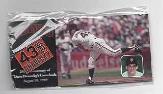 1989 SGA San Francisco Giants 25th Anniversary of Dave Dravecky's Comeback Pin
