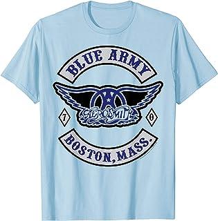 Aerosmith - Blue Army T-Shirt