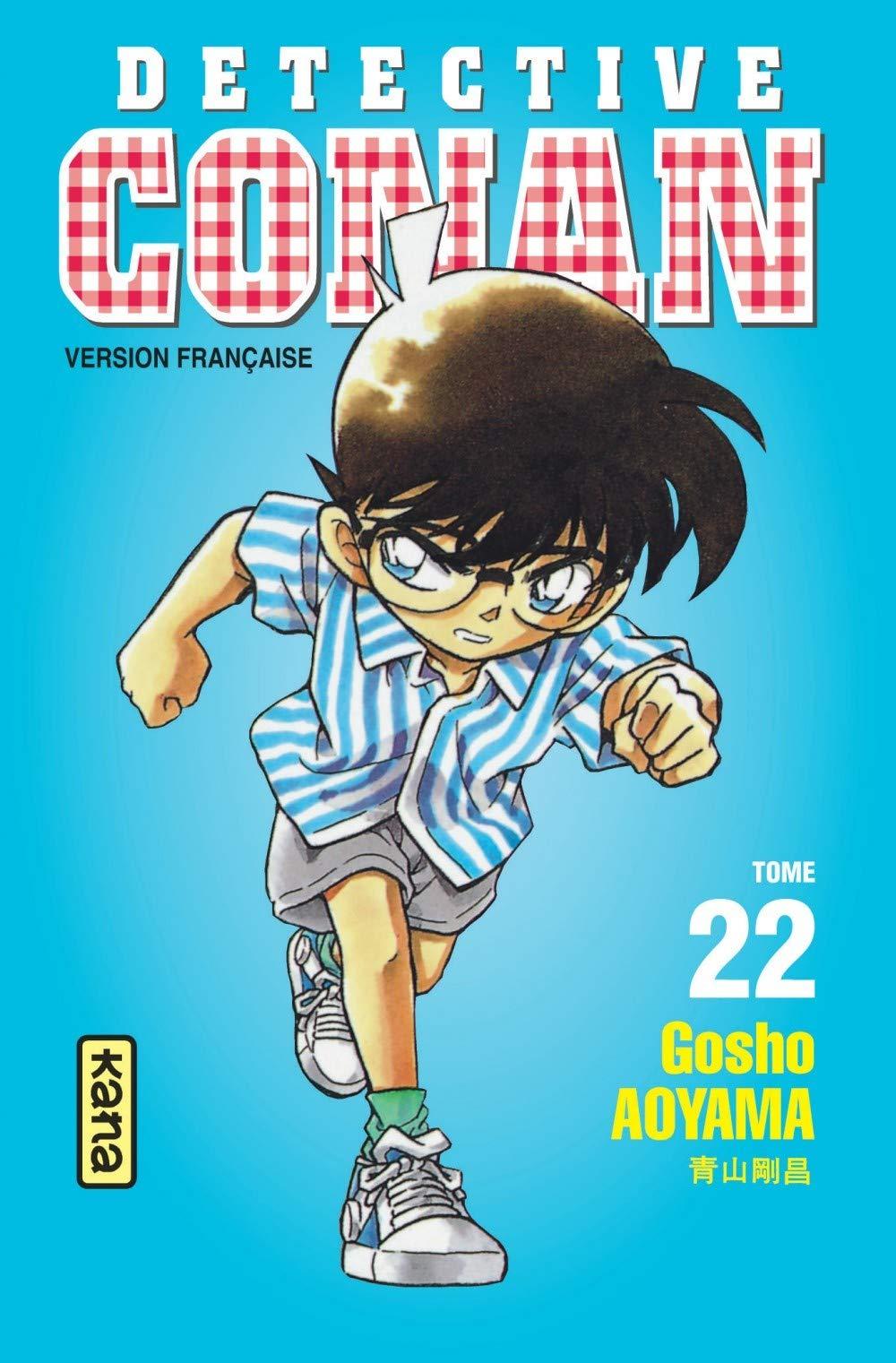 Détective Conan - Tome 22 (Shonen Kana) (French Edition)