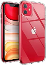 YOUMAKER Compatible with iPhone 11 Case, Clear iPhone 11 Cases Cover for iPhone 11 6.1 Inch