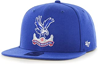 '47 Brand Snapback Cap - NO Shot Crystal Palace FC Royal