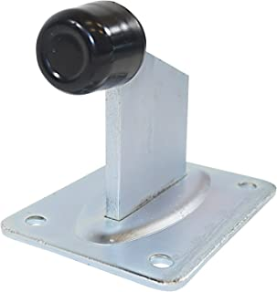 ALEKO MX04B End Stop Floor Mount for Sliding Swing or Rolling Gates or Doors