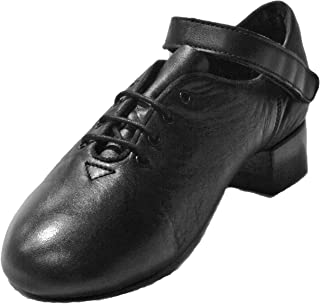 RYAN AND ODONNELL Boys Revolution Leather Irish Dance Reel Shoes