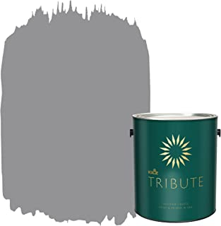 KILZ TRIBUTE Interior Matte Paint and Primer in One, 1 Gallon, Nomad's Trail (TB-35)