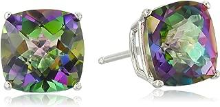Best 10mm stud earrings actual size Reviews