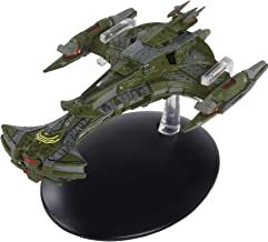 The Official Star Trek Online Starships Collection | Bortas'qu-Class Klingon Flagship with Magazine Issue 4 by Eaglemoss H...