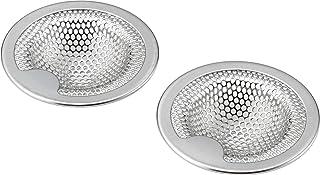 R&M 洗面台 パンチング ゴミ受け 2個組 2014066 ステンレス
