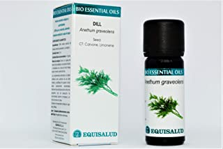 Dill Essential Oil, Certified Organic, 100% Pure, Chemotyped