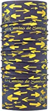 Buff Adult Coolnet Uv + Multifunctional Cloth,The Way Flint Stone Blue, One Size