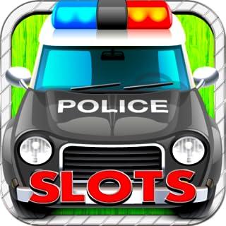 Slots Police Patrol Watching