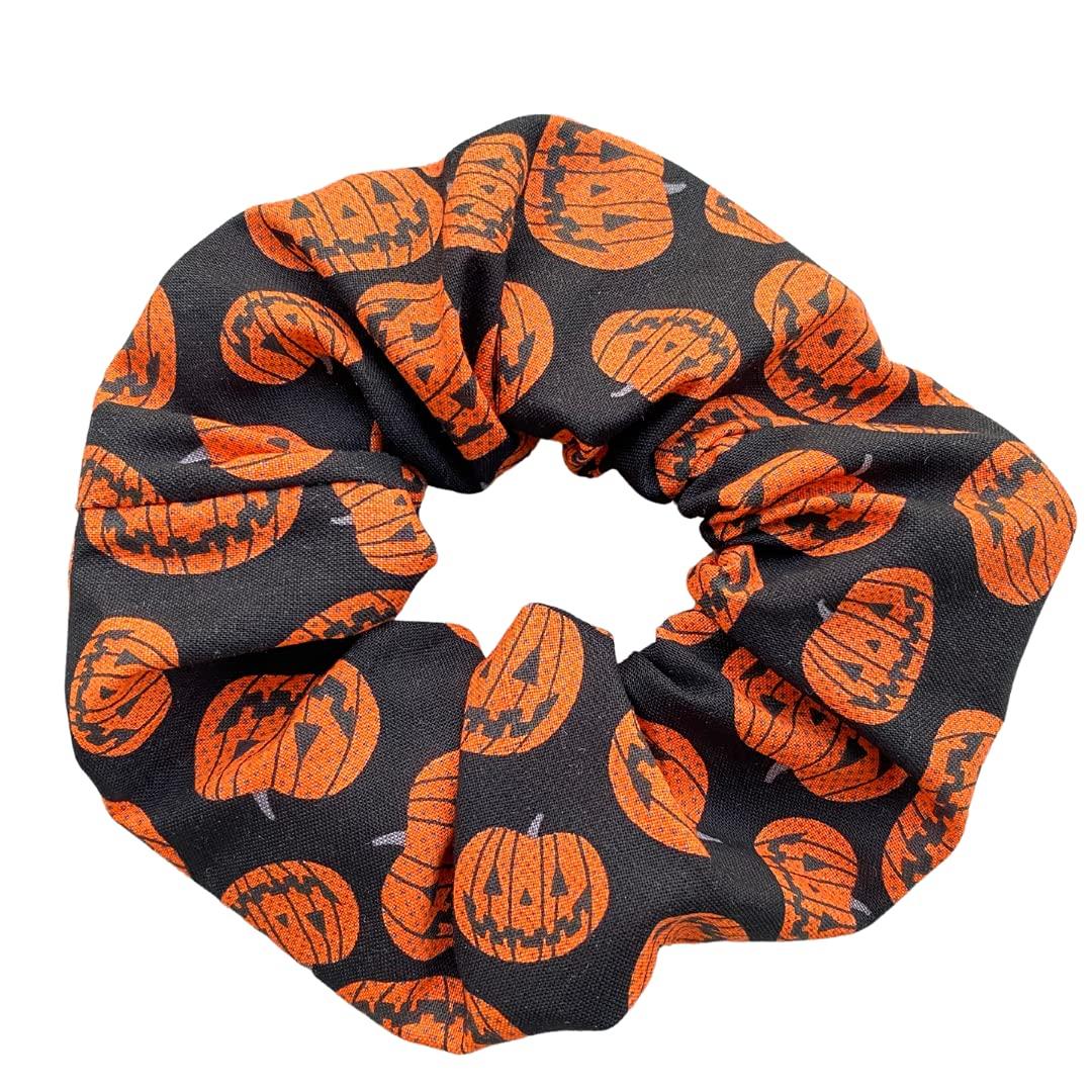Halloween Indefinitely Pumpkin Scrunchie 2021 new Tie Hair