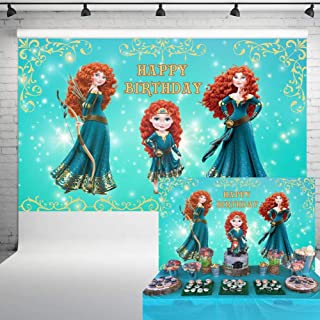 Disney Brave Party Plate 24 Pack ~ Disney Party Supplies Brave Party Supplies For Birthdays Team Events And More Brave Plates