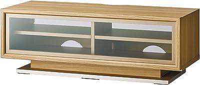 HAMILeX(ハミレックス)Faviliaシリーズ (32v~43v型対応) 1枚扉の木目柄 リビングボード F-1431