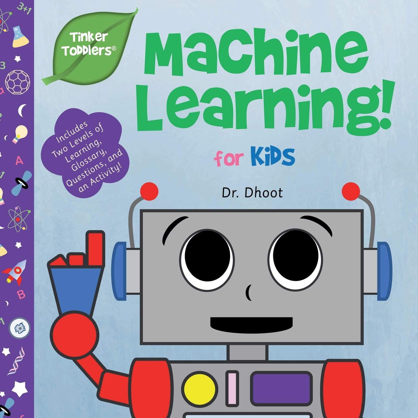 Image OfMachine Learning For Kids (Tinker Toddlers )
