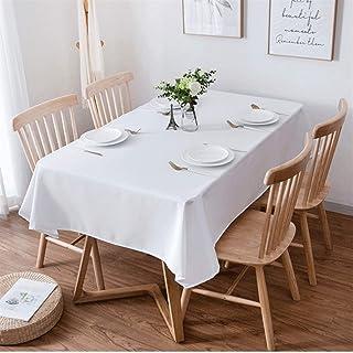 PrittUHU 150 * 600cm Couleur Solide rectangulaire de Table de Table de Table de Table pour la décoration de Banquet de fêt...
