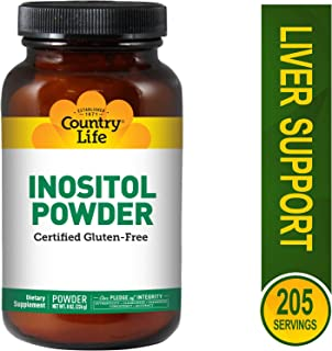 Best country life inositol powder Reviews