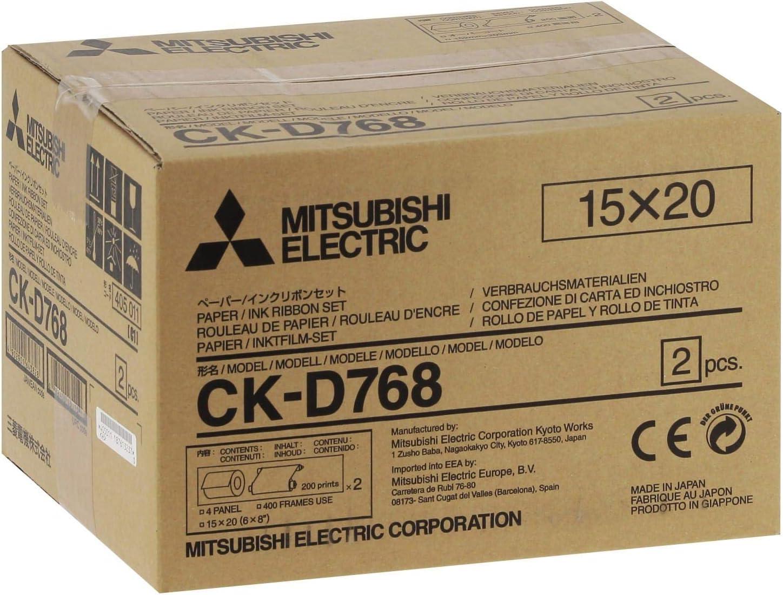 Mitsubishi 6x8